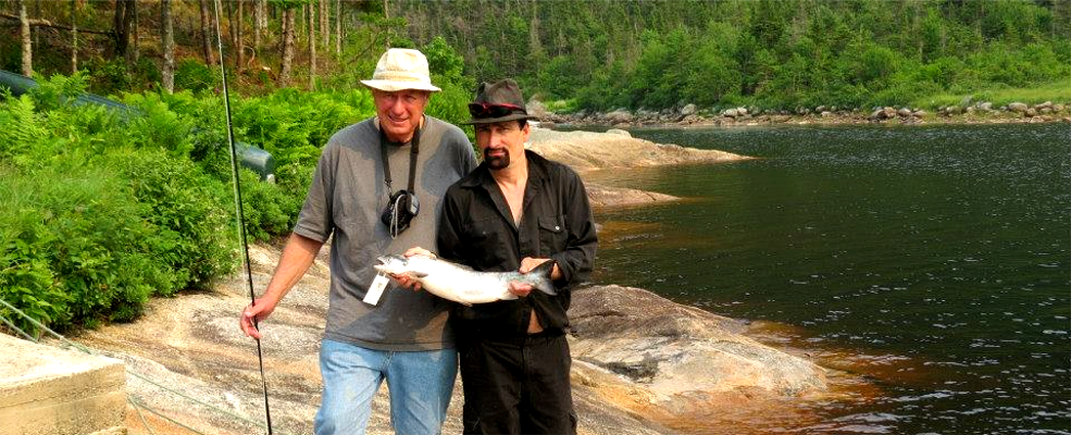 trout fishing lodges in newfoundland